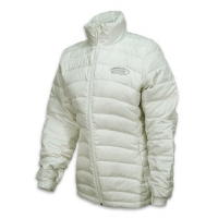 M T Mountaineering Women's Down Jacket - White