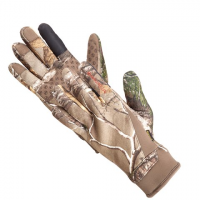 Manzella Men's Coyote Touch Tip Glove - Realtree Xtra