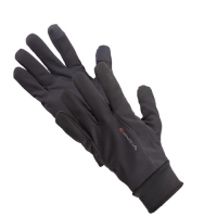 Manzella Men's All Elements 1 . 0 Touchtip Glove - Black