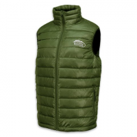 M T Mountaineering Men's Down Vest - Forest