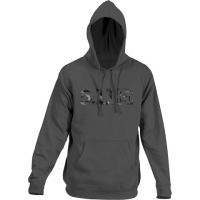 5 . 11 Tactical Men's Camo Logo Hoodie - Grey