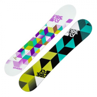 Firefly Women's Spheric Snowboard - Multi
