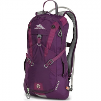 High Sierra Darter 10l Hydration Pack - Eggplant / Berry Blast / Lime