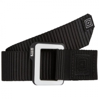 5 . 11 Tactical Traverse Double Buckle Belt - Black