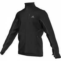 Adidas Outdoor Mens Hiking Reachout Jacket - Black