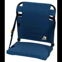 Gci Outdoor Bleacherback Stadium Seat - Navy