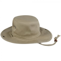 Outdoor Cap Heavy Weight Canvas Boonie Hat - Khaki