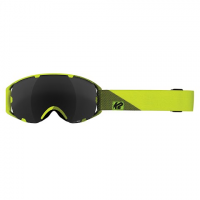 K2 Men's Source Z Snow Goggle - Yellow / Blackout