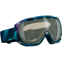 Scott Fix Snow Goggle - Slab Purple With Blue Illuminator