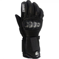 Swany Youth Warp Speed Jr Mittens - Black