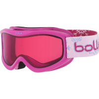 Bolle Youth Amp Goggle - Pink Snow / Vermillon