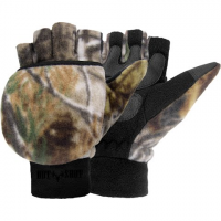 Hot Shot Bullseye Fleece Glomitt - Realtree Ap