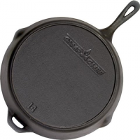 Camp Chef 14 In . Seasoned Cast Iron Skillet