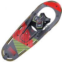 Tubbs Snowshoes Men's Wayfinder Snowshoe - Army / Red