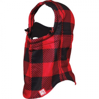 Airhole Airhood 2 Layer Face Mask - Red Buffalo