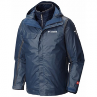Columbia Men's Outdry Ex Gold Interchange Jacket - Night Tide