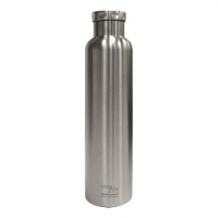 Icy Hot Hydration 750ml Wine Growler - Chardonnay Silver