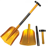 Lifeline Aluminum Sport Utility Shovel - Gold