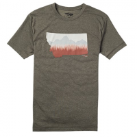 Sitka Gear Born In Montana Tee - Pyrite