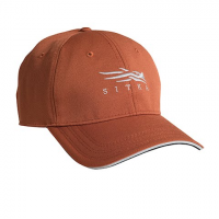 Sitka Gear Fitted Cap - Burnt Orange