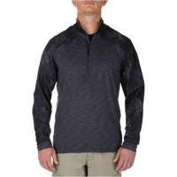 Image of 5 . 11 Tactical Men's Rapid Half - Zip Pullover - Charcoal