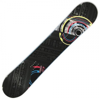 Mission Six Pursuit Sidewall Snowboard