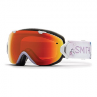 Image of Smith Women's I / Os Snow Goggle - Lunar Bloom / Ignitor Mirror