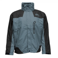 M T Mountaineering Men's Andes System Jacket - Charcoal / Black