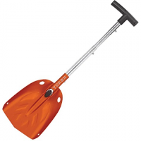 Yukon Charlie's Multifunctional Emergency Shovel - Orange