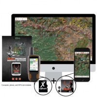 Onxmaps Montana Hunt Chip For Gps And Computer