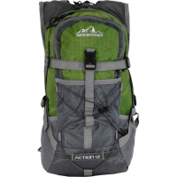 World Famous American Outback Action 12 Hydration Pack - Green