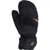Hot Fingers Men's Hot Rap Rad Mittens - Black