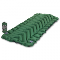 Klymit Static V Junior Sleeping Pad - Dark Green