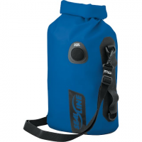 Seal Line Discovery Deck 10l Dry Bag - Blue