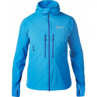 Berghaus Men's Pordoi Softshell Jacket - Blue Lemonade