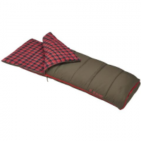 Slumberjack Big Timber Pro - 20 F Degree Sleeping Bag - Brown
