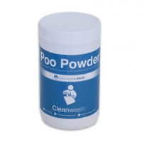 Cleanwaste Large Poo Powder Waste Treatment : 120 Uses