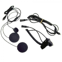 Midland Helmet Headset For 2 - Way Radio