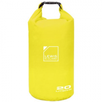 Lewis N . Clark Lightweight Dry Bag ( 20l ) - Yellow