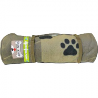 Rivers West Original Waterproof Fleece Dog Blanket - Olive