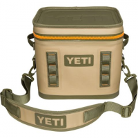 Yeti Coolers Hopper Flip 12 Soft Cooler - Field Tan