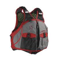 Extrasport Eon Men's Type Iii Pfd - Gray / Red