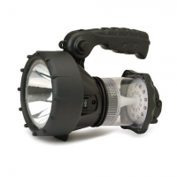 Cyclops Fuse Rechargeable 3 Watt Spotlight And Lantern