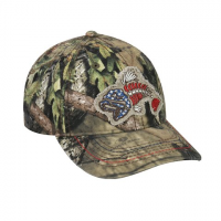 Outdoor Cap Men's Bonefish Camouflage Cap - Mossy Oak Breakup Country