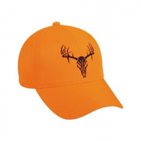 Outdoor Cap Men's Buck Skull Blaze Cap - Blaze
