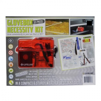 Lifeline Glove Box Necessity Kit : 33 Piece