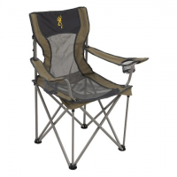 Browning Grizzly Camp Chair - Khaki / Coal