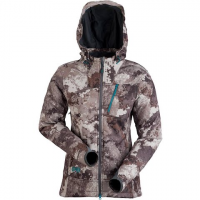 Girls With Guns Women's Artemis 3 Layer Softshell Jacket - Veil Alpine