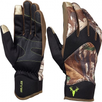 Hot Shot Men's Vapor Gloves - Realtree