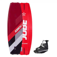 Jobe Sports Logo Series 138 Wakeboard Package